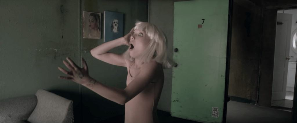 Смысл клипа Sia - Chandelier