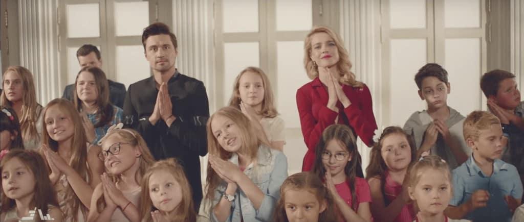 Смысл клипа Дима Билан - Не молчи