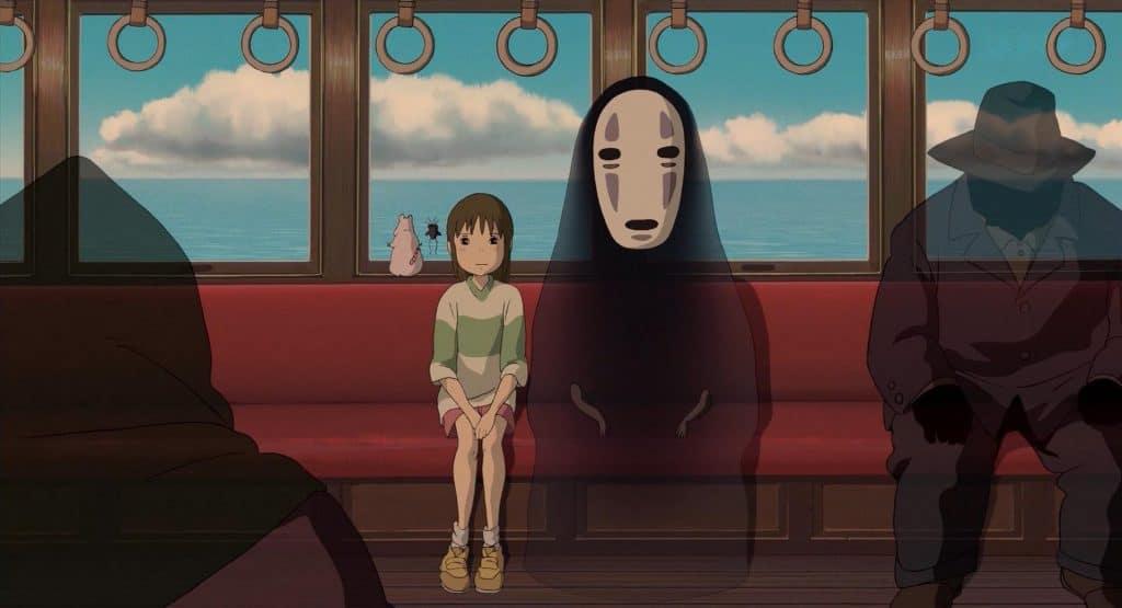 Смысл мультфильма Унесённые призраками