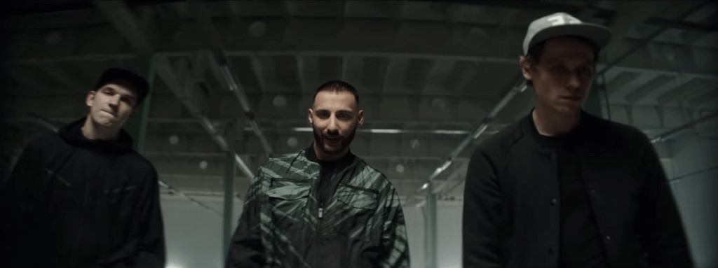 Кадр из клипа L'One — Тигр