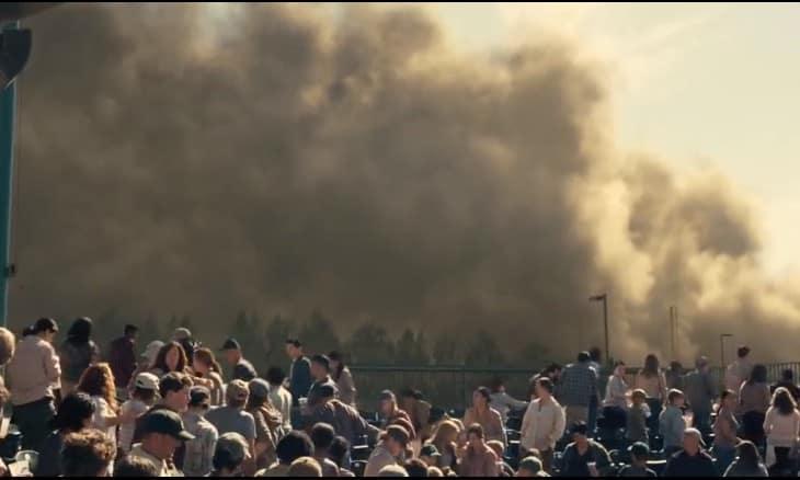 Интерстеллар - пыльная буря