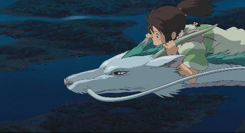 Смысл и объяснение сюжета анимэ-мультфильма Унесённые призраками