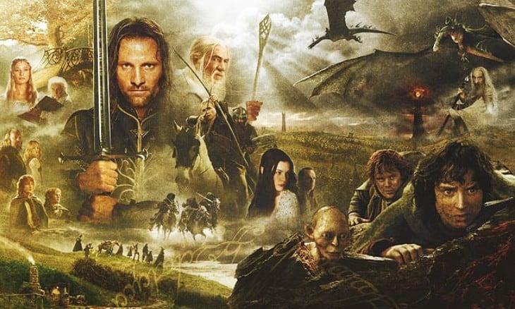 Властелин колец: Возвращение Короля (2003) - режиссёр Питер Джексон