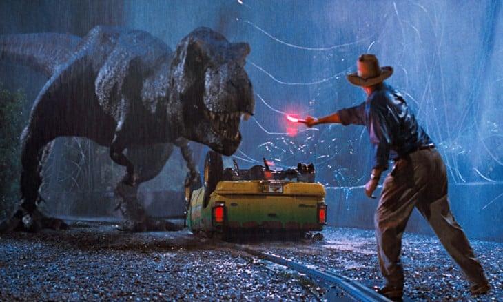 Парк Юрского периода (1993) режиссёр Стивен Спилберг