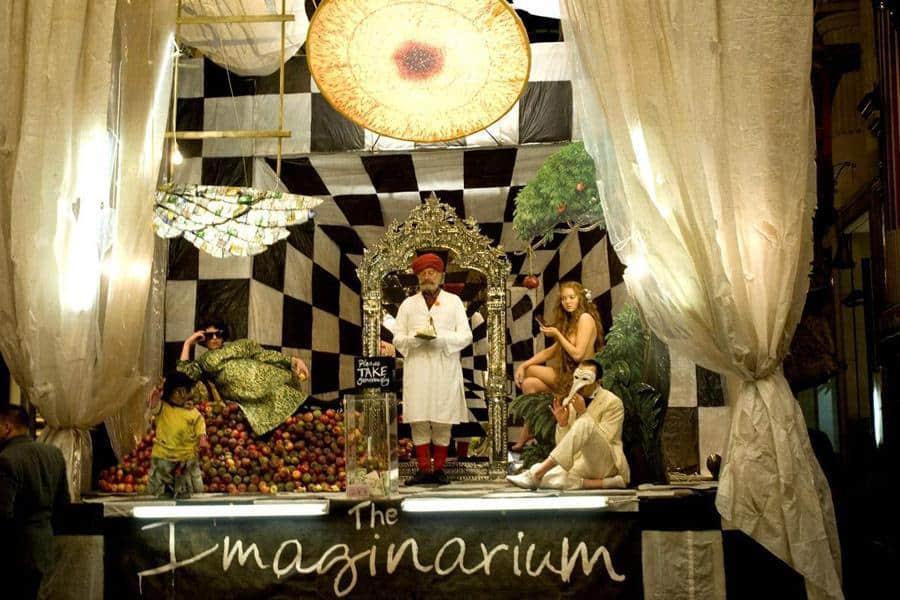 Воображариум доктора Парнаса (2009) объяснение скрытого смысла фильма