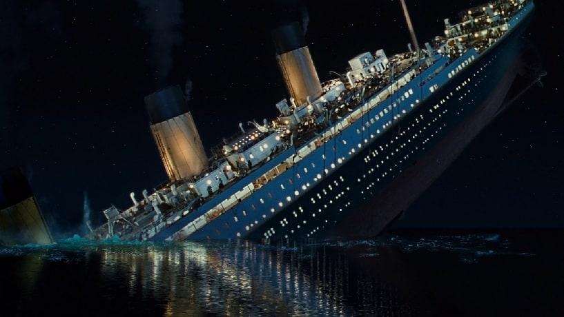 Скрытый смысл фильма Титаник Джеймса Кэмерона с Кейт Уинслетт и Леонардо ДиКаприо в главных ролях