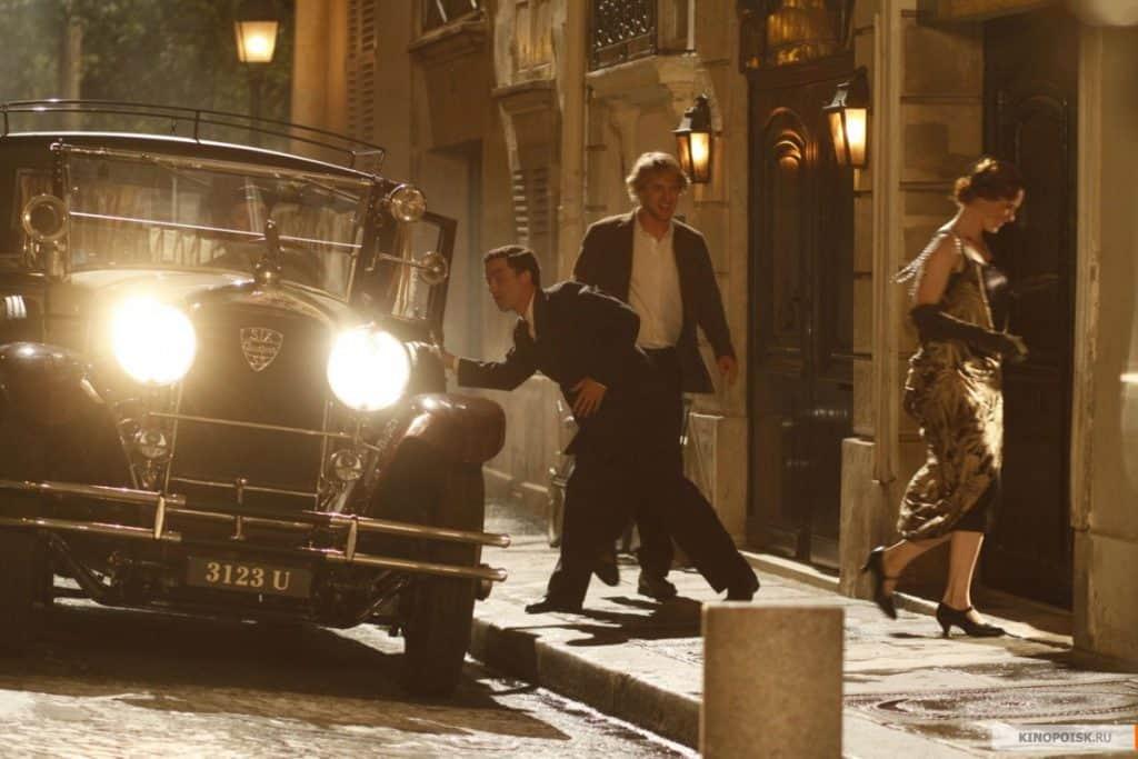 Полночь в Париже (Midnight in Paris, 2011) рецензия и отзыв на фильм