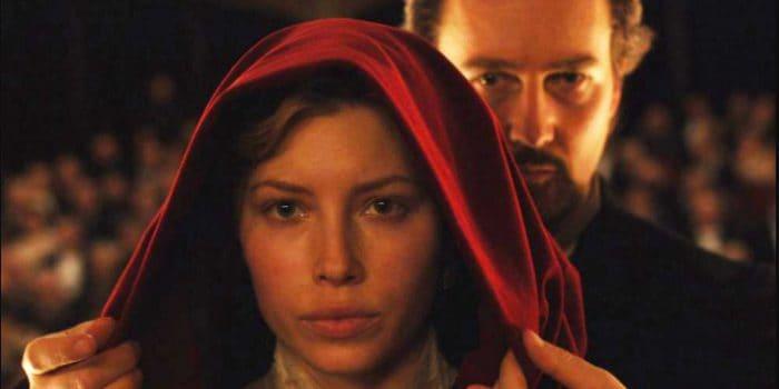 фото из фильма иллюзионист