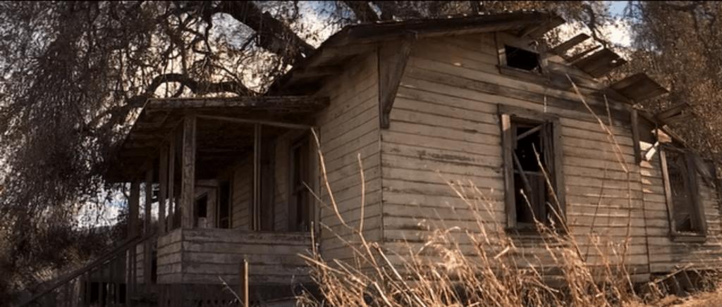 Так выглядит дом, в котором когда-то жило семейство Портеров