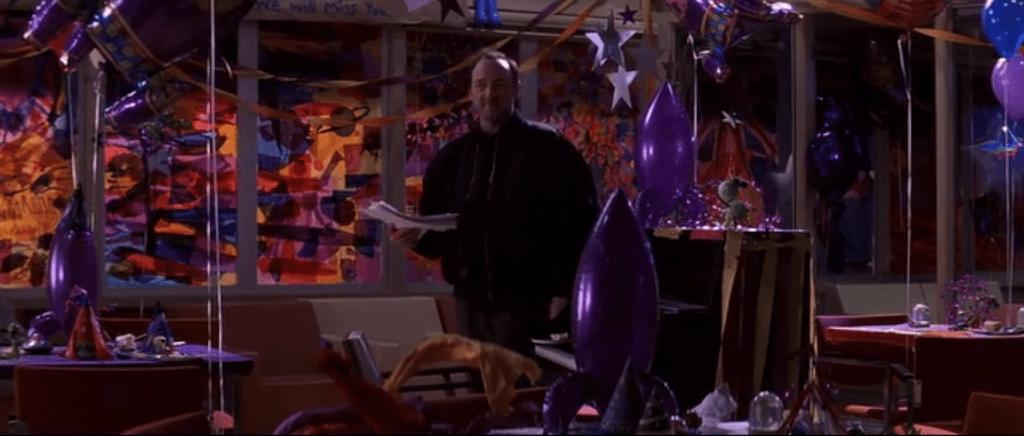 """""""Отбытию"""" Прота предшествует праздник, на котором он выбирает того, кто отправится на Ка-Пэкс вместе с ним"""
