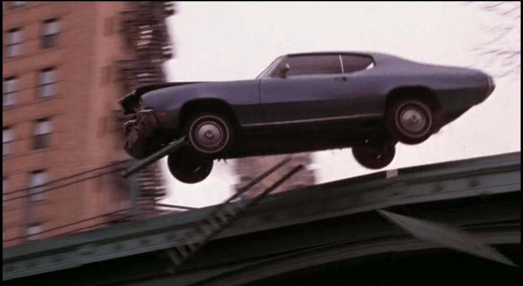 """""""Я ошибся машиной, извини"""", - впоследствии скажет Дэвид проекции Софии в своем сне"""