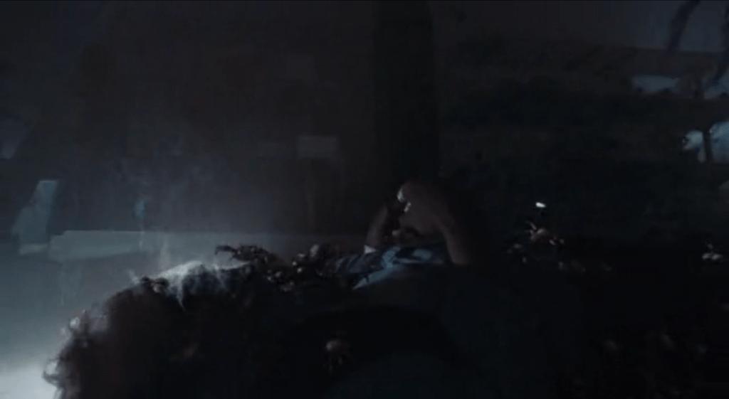 Какой же ужастик по Стивену Кингу без омерзительных пауков?