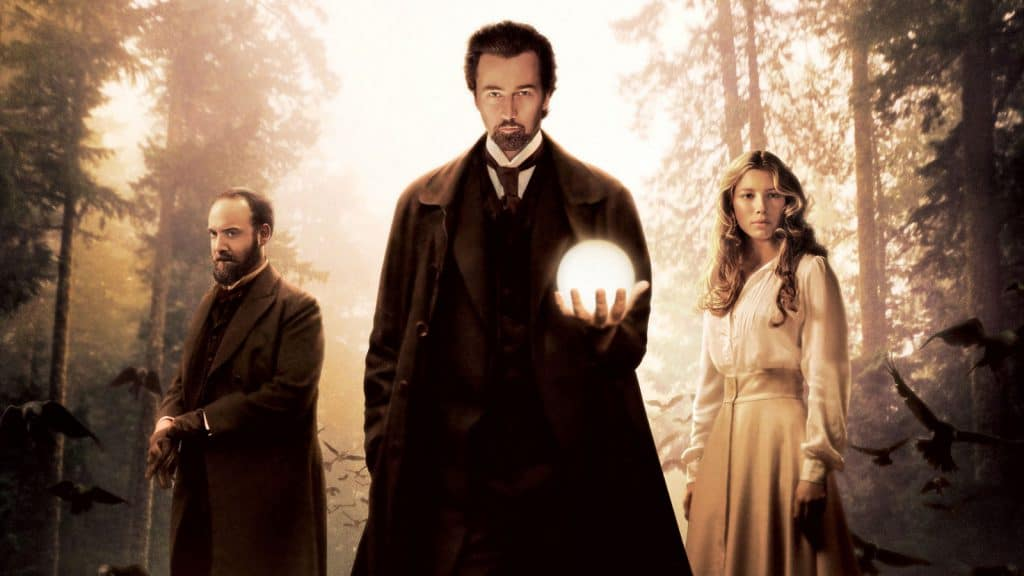 Иллюзионист (The Illusionist, 2006)
