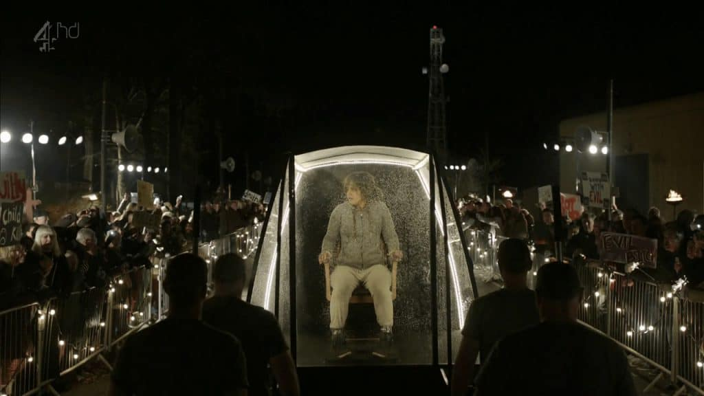 Сериал Черное Зеркало (Black Mirror) скрытый психологический и философский смысл