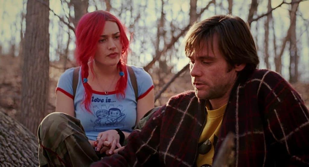 Фильм Вечное сияние чистого разума (Eternal Sunshine of the Spotless Mind, 2004) философский и психологический смысл