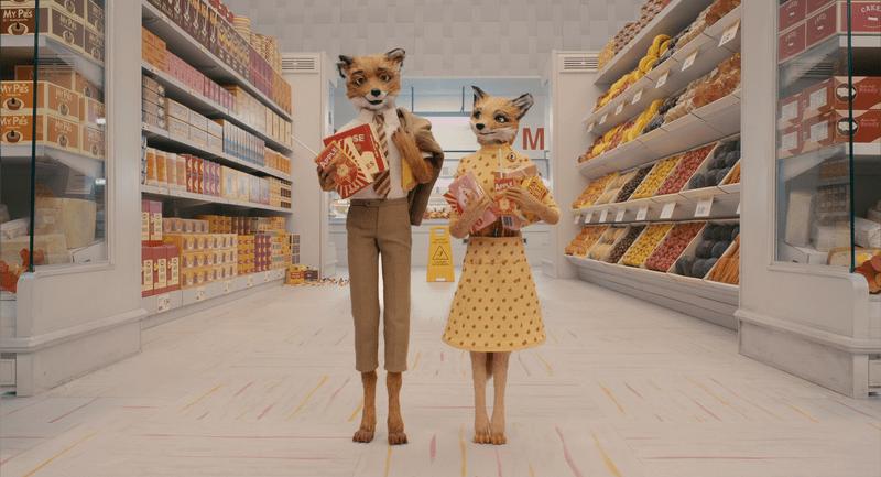 Мультфильм Бесподобный мистер Фокс (Fantastic Mr. Fox, 2009) - разбор сюжета и рецензия