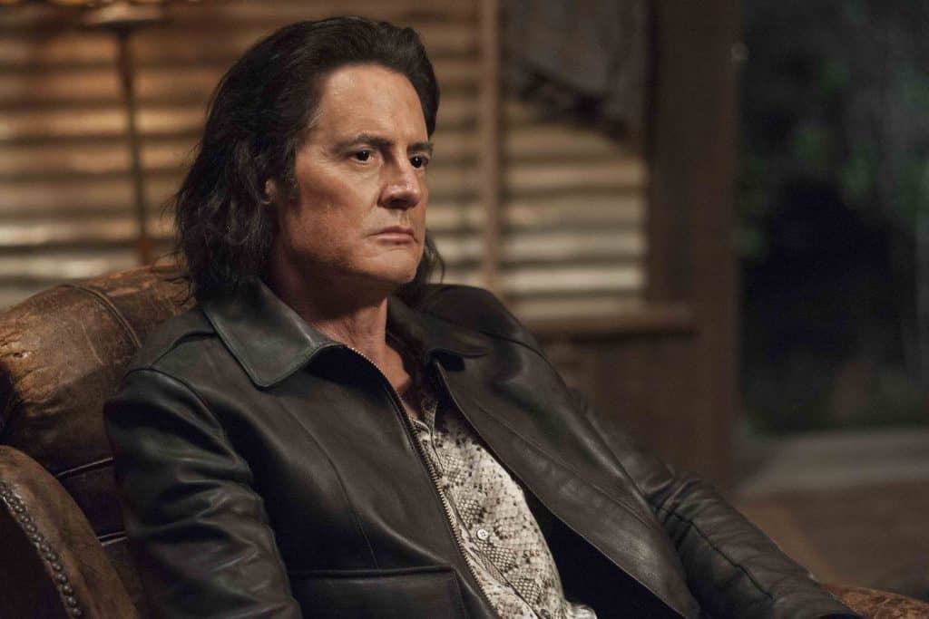 Сериал Твин Пикс (Twin Peaks) или кто убил Лору Палмер