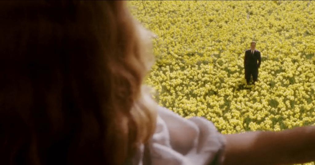Покрыть целое поле желтыми нарциссами, чтобы порадовать любимую - почему бы и нет?