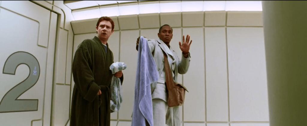 Самая важная вещь в путешествиях по Галактике - это полотенце