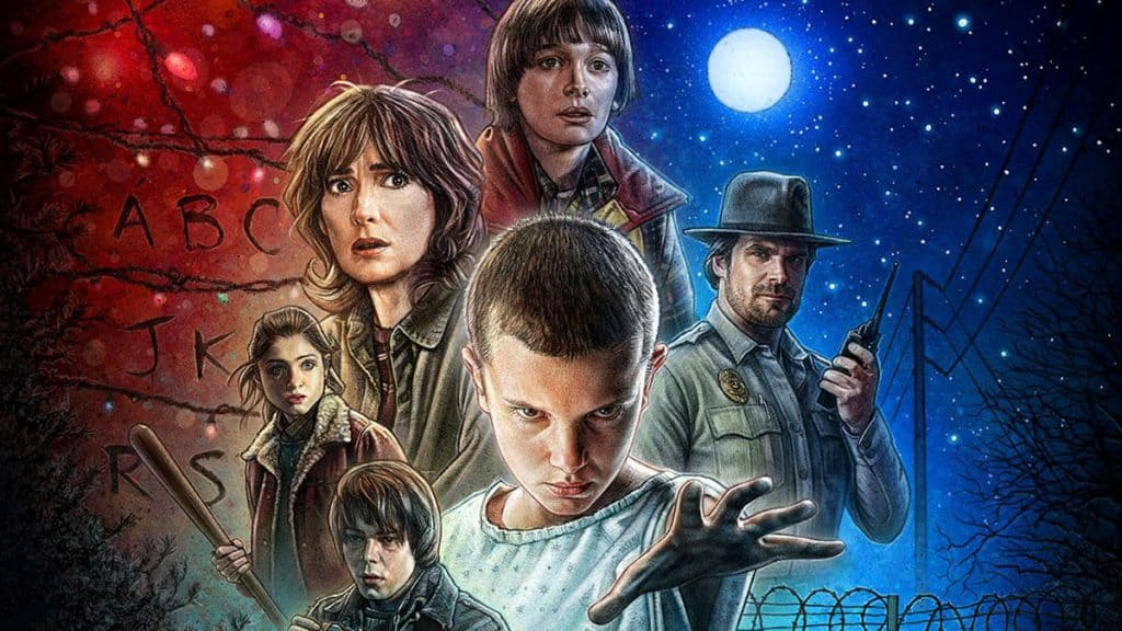 Сериал Очень странные дела (Stranger Things)