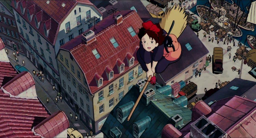 Ведьмина служба доставки (Kiki's Delivery Service) разбор сюжета и рецензия
