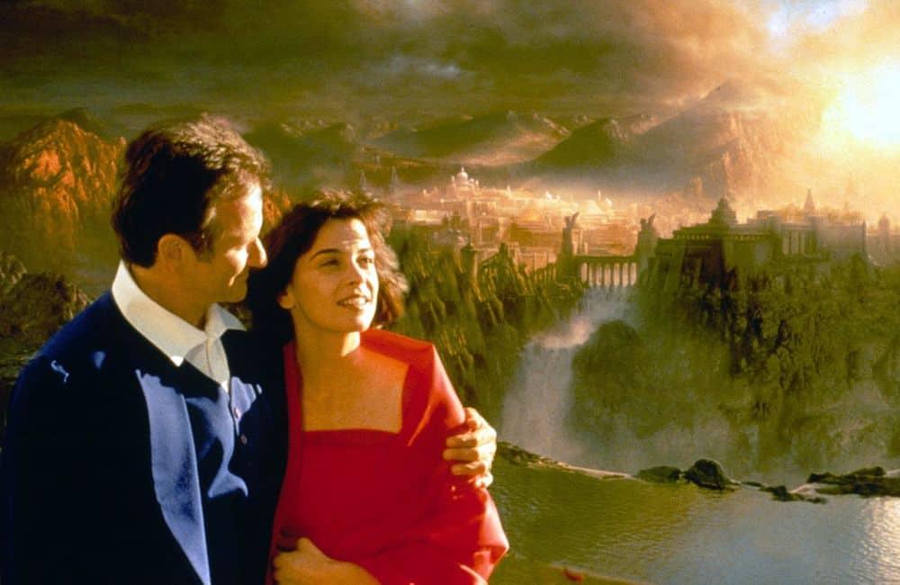 Куда приводят мечты (What Dreams May Come, 1998) рецензия и обзор фильма