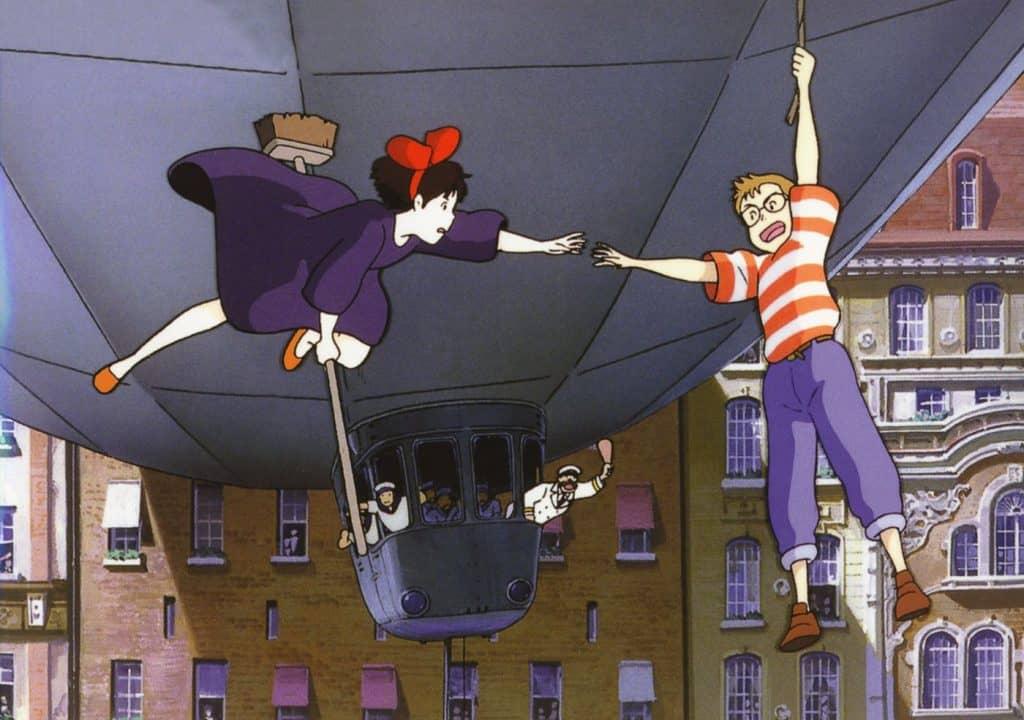 Ведьмина служба доставки (Kiki's Delivery Service) обзор сюжета