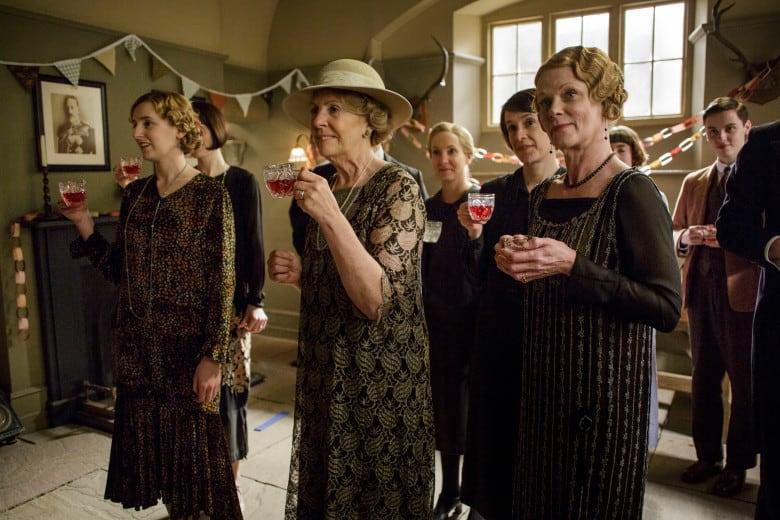 Сериал Аббатство Даунтон (Downton Abbey) - разбор смысла и объяснение характеров персонажей
