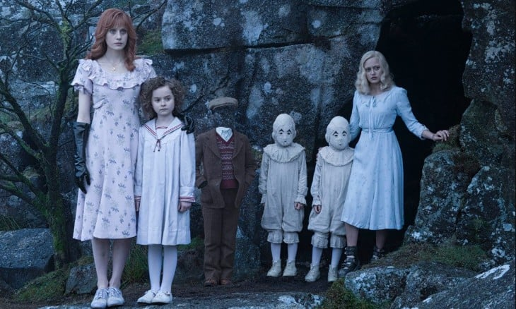 Дом странных детей Мисс Перегрин (Miss Peregrine's Home for Peculiar Children, 2016)